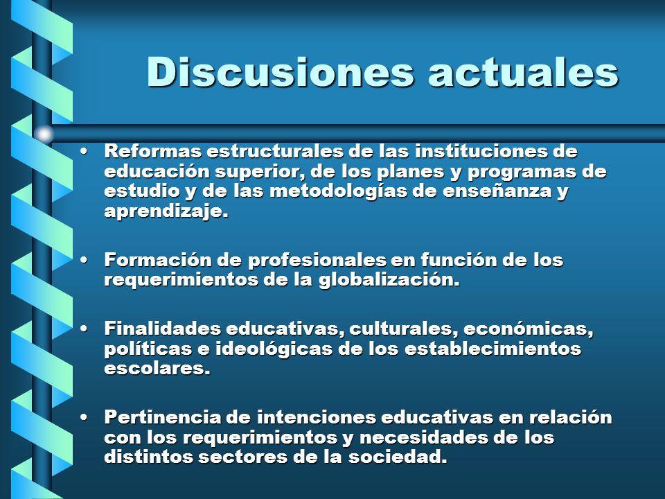 El desarrollo de las capacidades a partir de los contenidos específicos Constituye una alternativa para definir las intenciones educativas.Constituye una alternativa para definir las intenciones educativas.