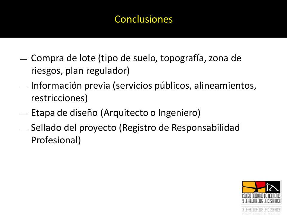 Compra de lote (tipo de suelo, topografía, zona de riesgos, plan regulador) Información previa (servicios públicos, alineamientos, restricciones) Etap