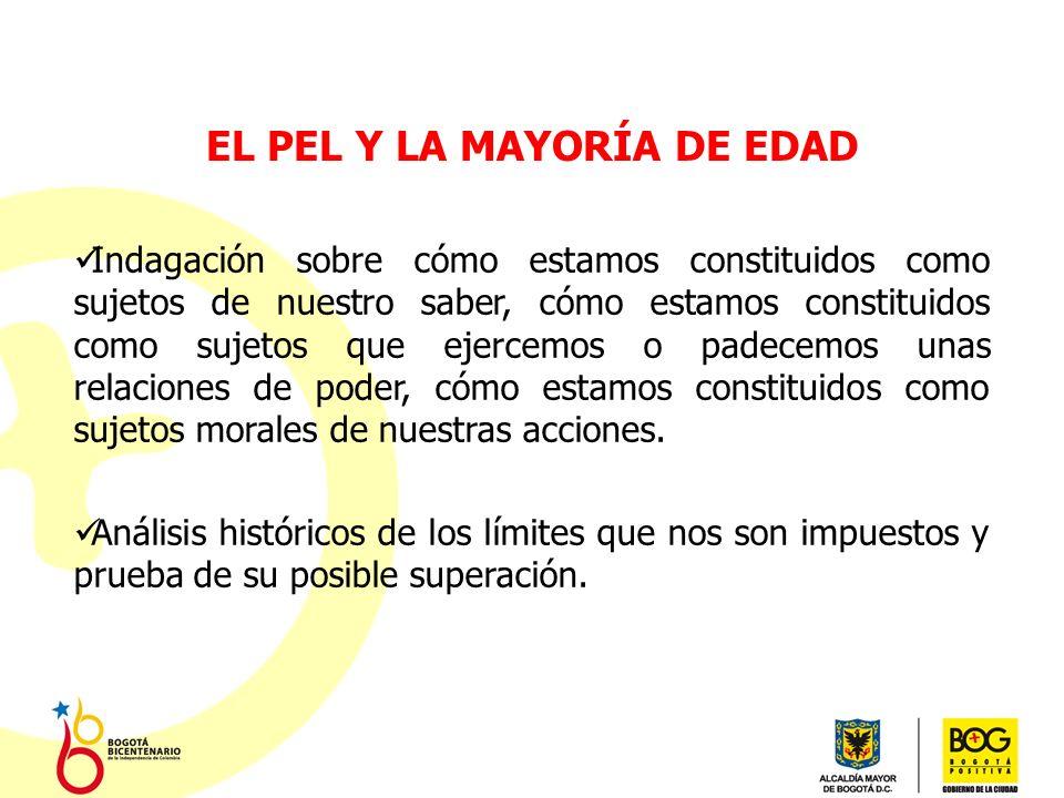 La construcción del PEL es un tema de prioridad para la localidad.