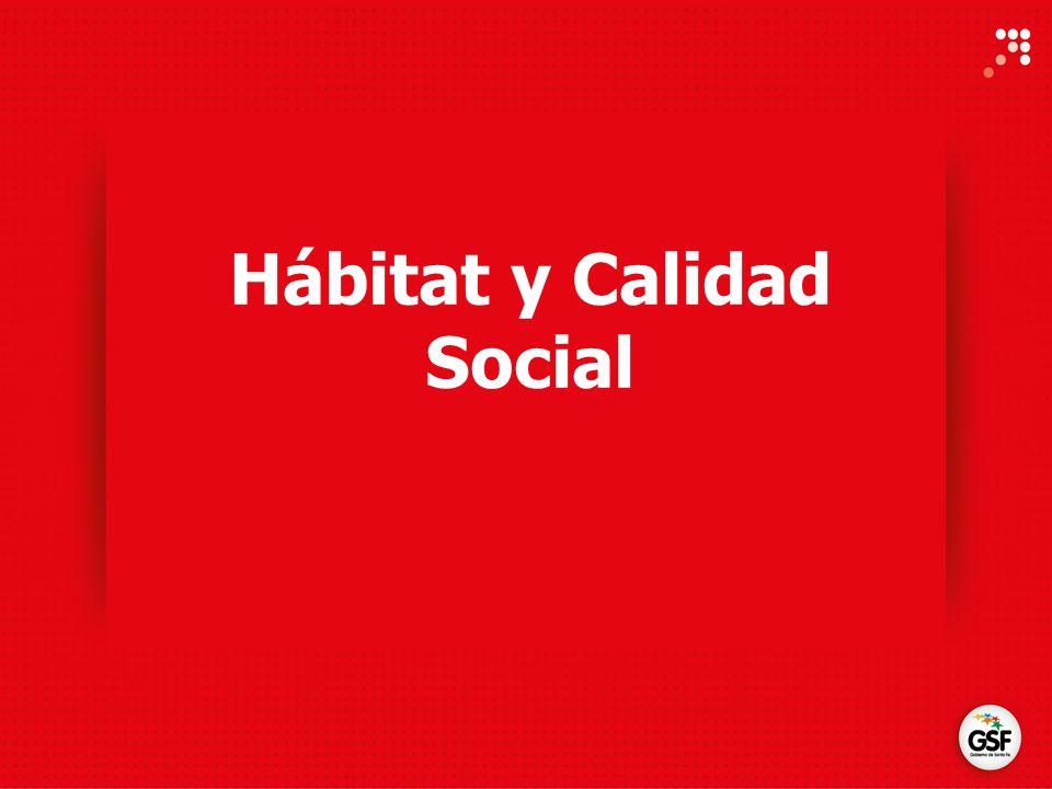 Hábitat y Calidad Social