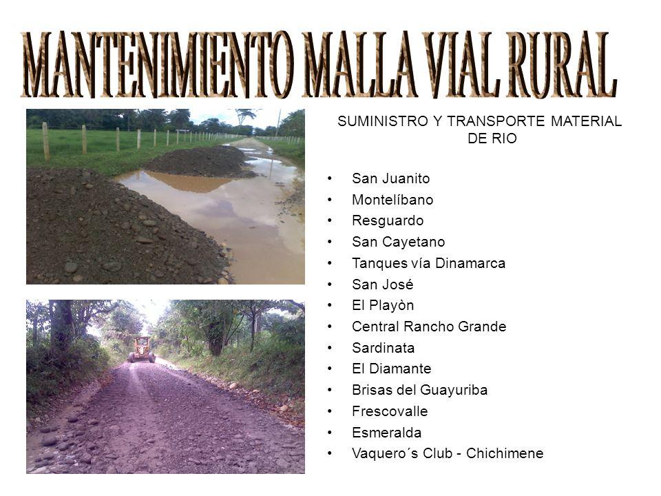 2. CONSTRUCCION DE 88 VIVIENDAS FALTANTES DEL PROYECTO URBANIZACION VILLA MANUELA