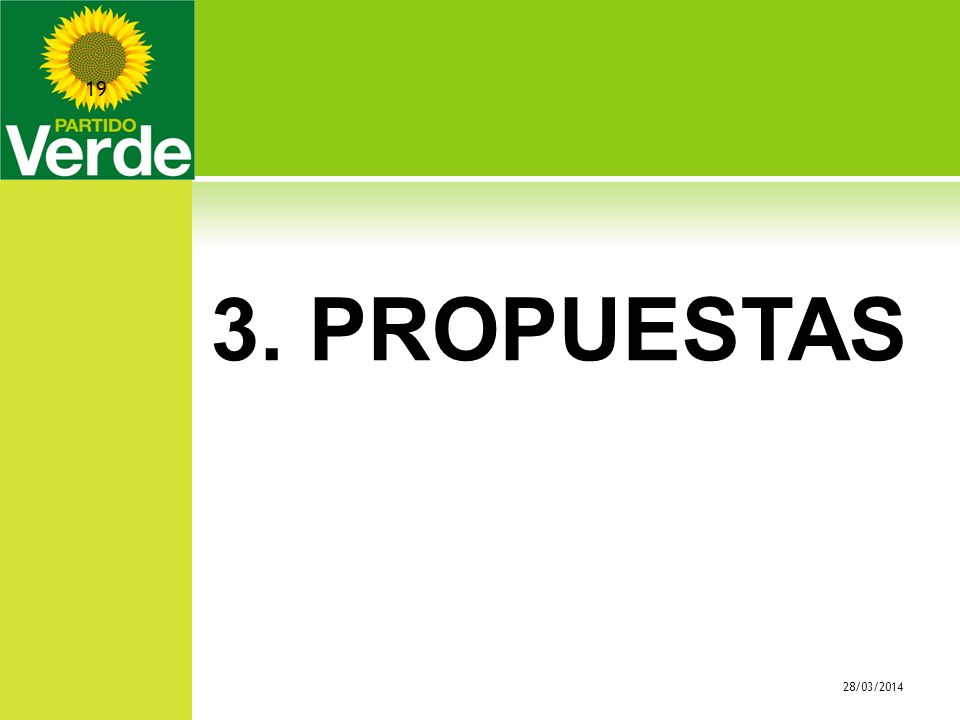 3. PROPUESTAS 28/03/2014 19