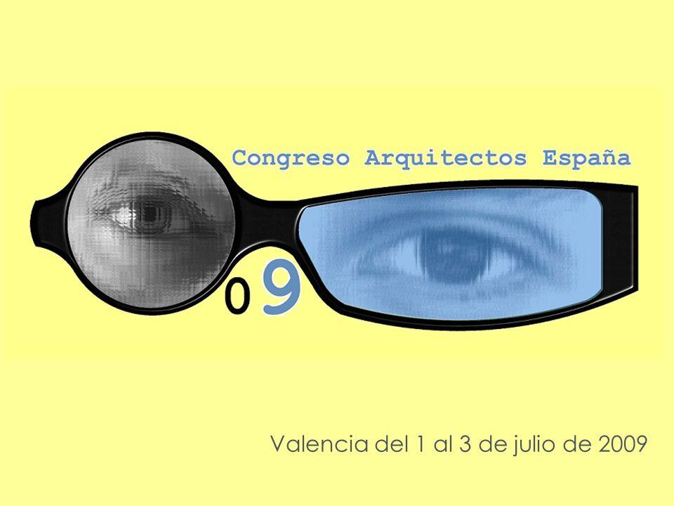 Valencia del 1 al 3 de julio de 2009