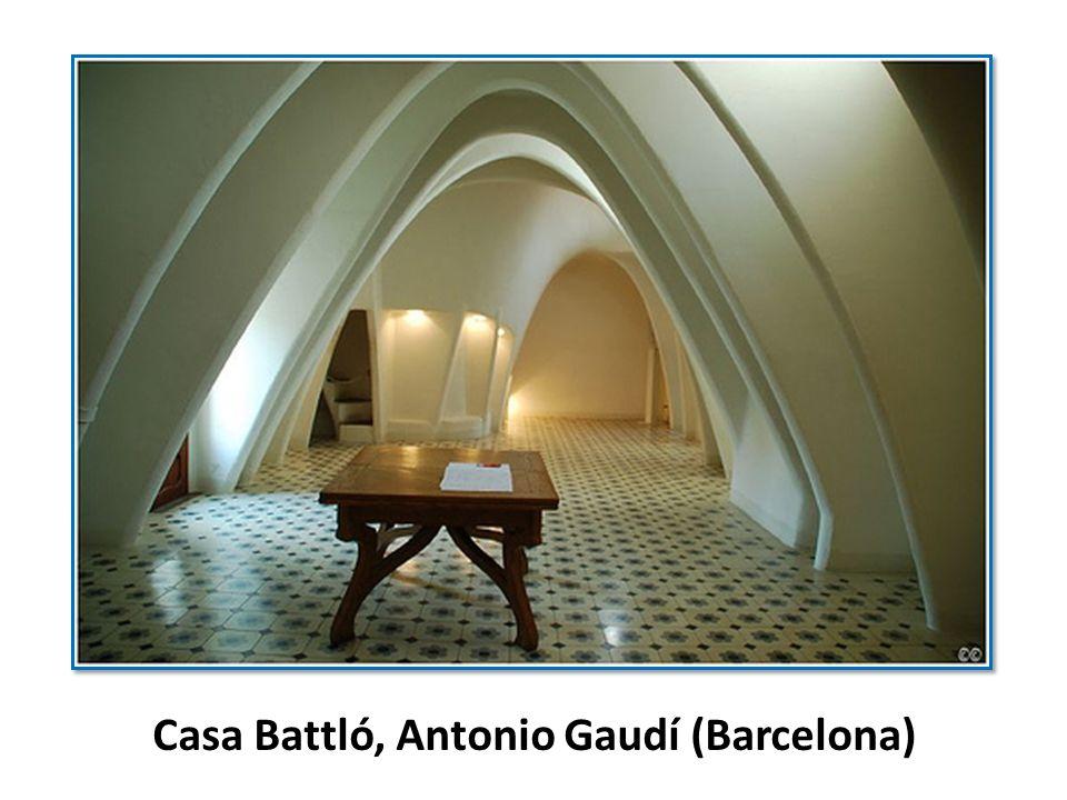 Casa Battló, Antonio Gaudí (Barcelona)