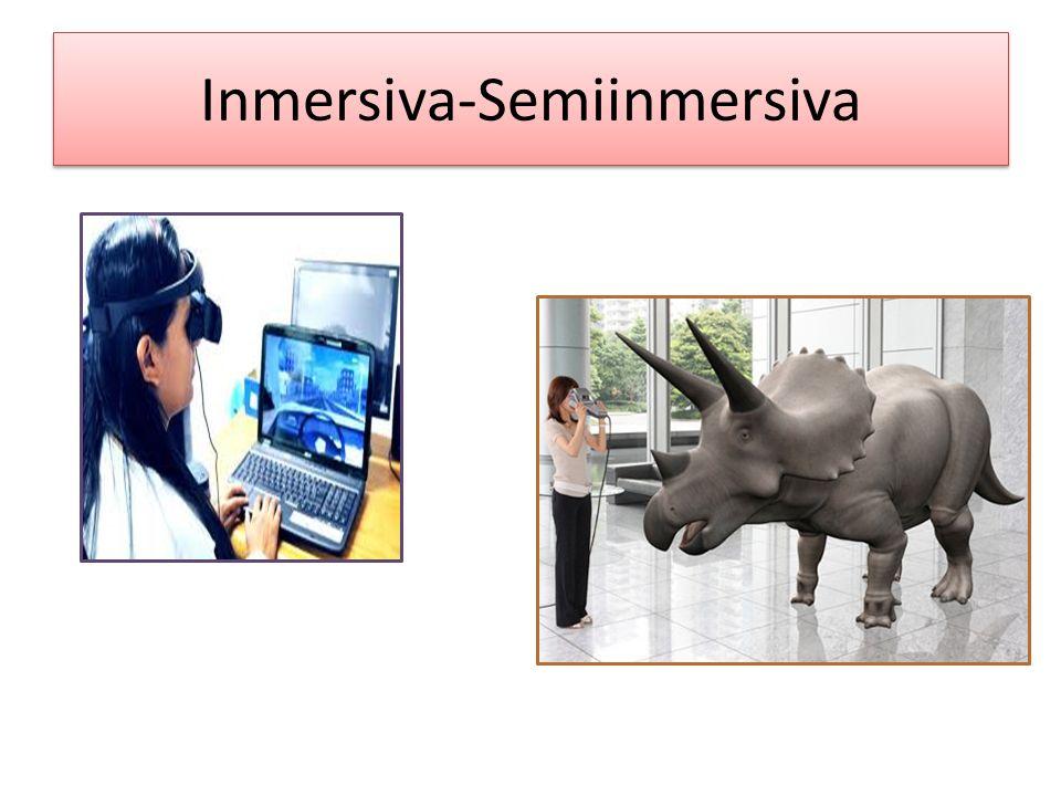Individual o Compartida Se puede conectarse una persona por mundo virtual.