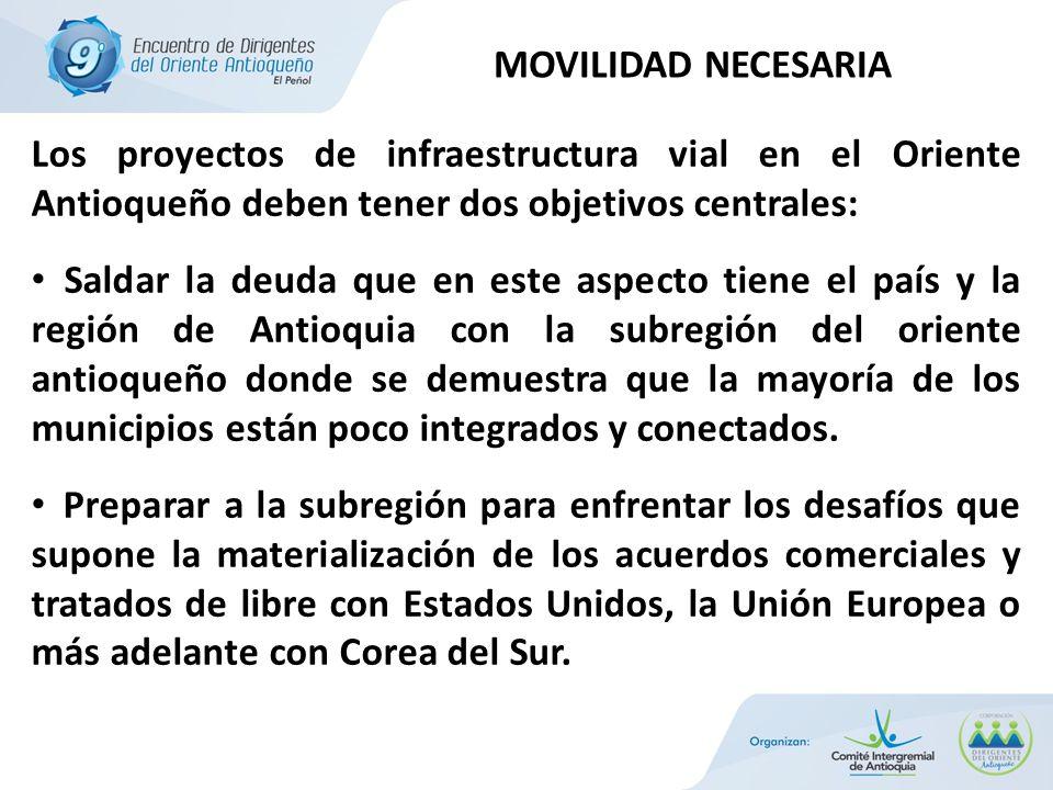SISTEMA VIAL RIO NEGRO- PARQUE VIAL LOS SAUCES Nombre del Proyecto Municipios intervinientes Descripción Vr.