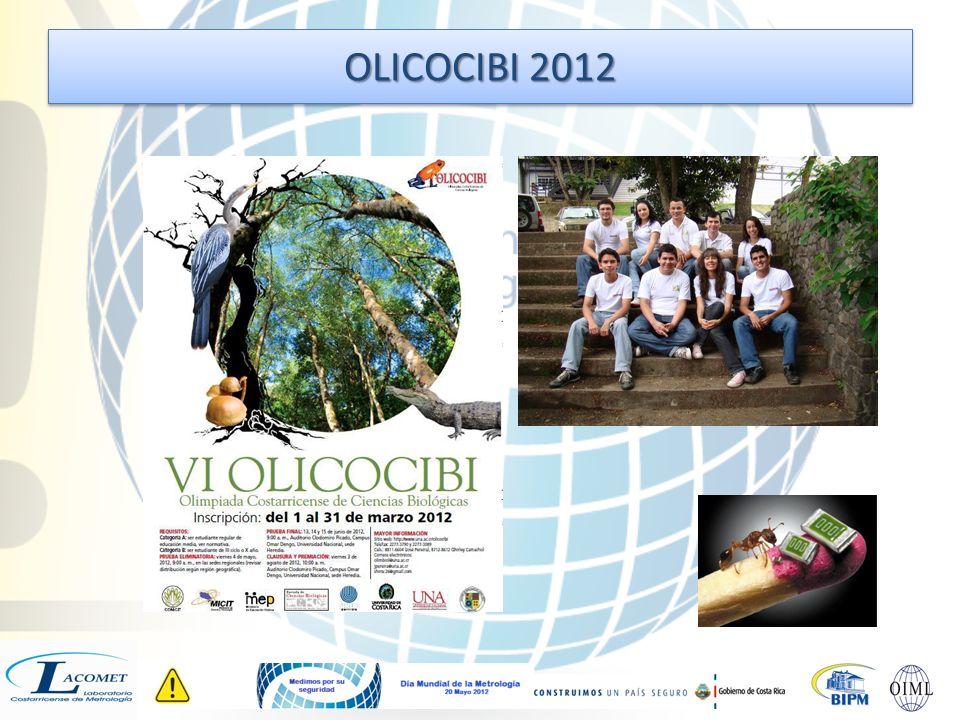 OLICOCIBI 2012