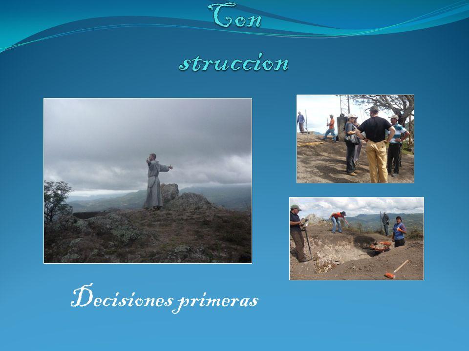 El ascenso de los materiales La vía de acceso Bodega de materiales