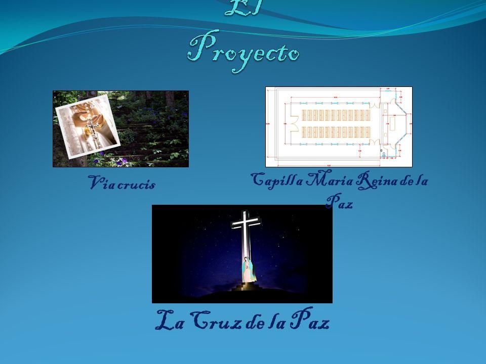 Via crucis La Cruz de la Paz Capill a Maria Reina de la Paz
