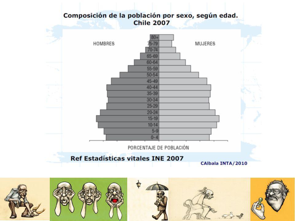Bibliografía (Toda la Bibliografía utilizada y está misma presentación, están disponibles en Vejez.cl) Lolas, F.