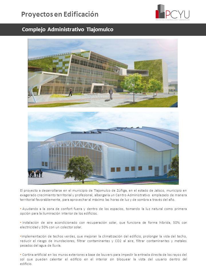El proyecto a desarrollarse en el municipio de Tlajomulco de Zúñiga, en el estado de Jalisco, municipio en exagerado crecimiento territorial y profesi