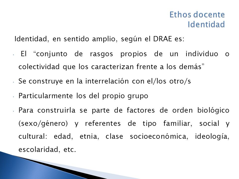 Institución educativa Docente ACUERDOS/ IDENTIDAD