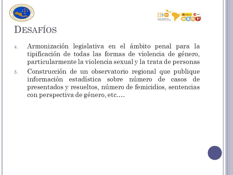 D ESAFÍOS 4.