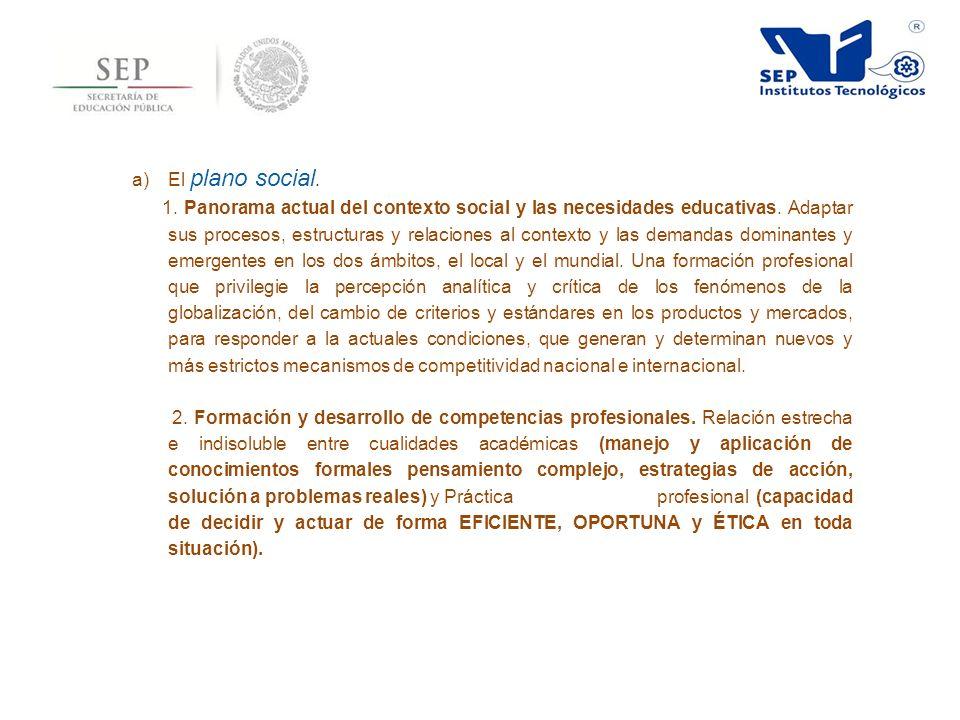 b) El plano psicopedagógico 1.El proceso de aprendizaje 2.Los contenidos educativos 3.La relación didáctica (estudiante-docente) 4.Las estrategias didácticas 5.La evaluación.