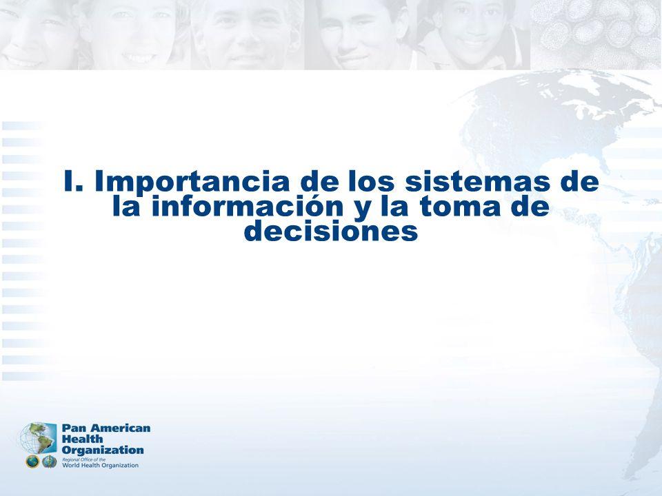 : Importancia de los sistemas estadísticos en el desarrollo Estadísticas cobran cada vez mayor relevancia en la agenda mundial.