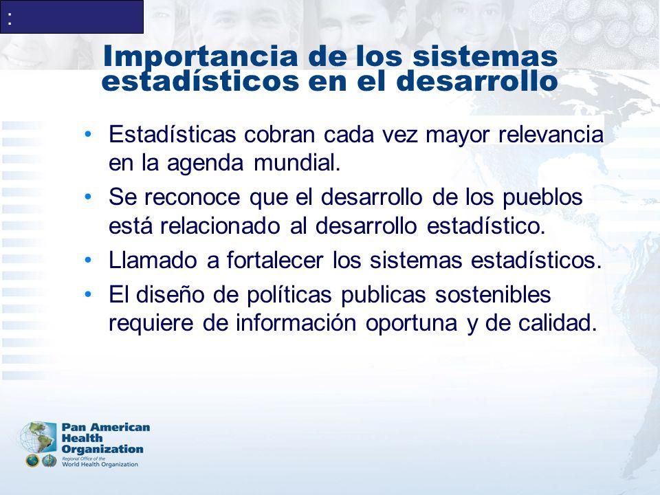 Indicadores para el diseño de políticas públicas en salud Fuente: Alvarado, M.