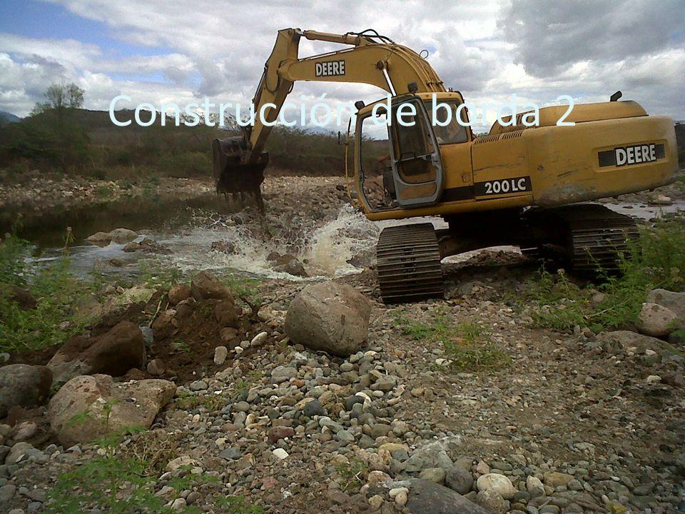 Construcción de borda 2