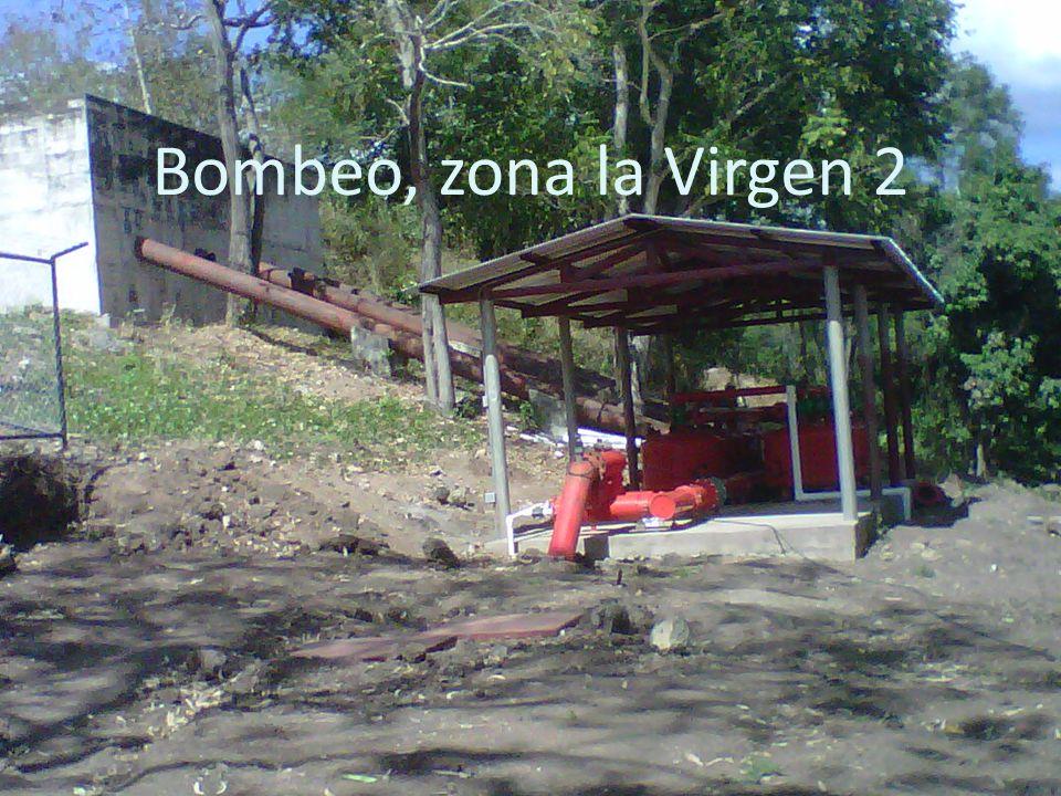 Bombeo, zona la Virgen 2