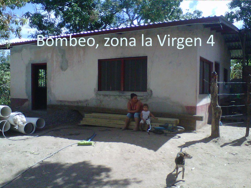 Bombeo, zona la Virgen 4