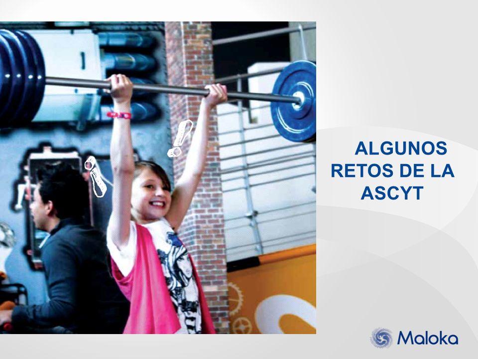 ALGUNOS RETOS DE LA ASCYT