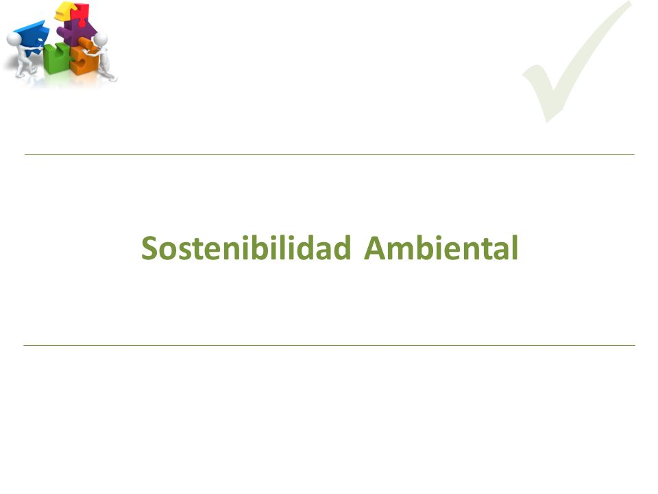 Sostenibilidad Ambiental CODICITI