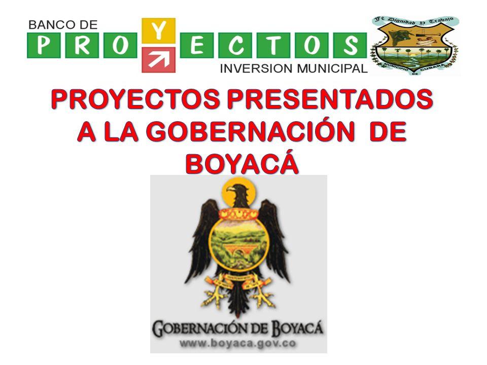CONSTRUCCIÓN AULA MÚLTIPLE CENTRO DÍA ATARDECER DE LOS AÑOS MUNICIPIO DE CUBARÁ DEPARTAMENTO DE BOYACÁ Aportes Alcaldía Especial de Cubará: $ 34.979.139,66 TOTAL COSTO DEL PROYECTO: $ 174.895.698,31 PROYECTO VIABILIZADO PENDIENTE POR CORRECCIONES Aportes Gobernación de Boyacá: $ 139.916.558,60