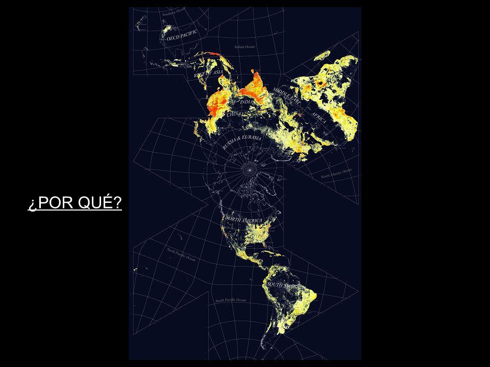 Consumo Global de Energía Fuente: BP Stat. Review 2010