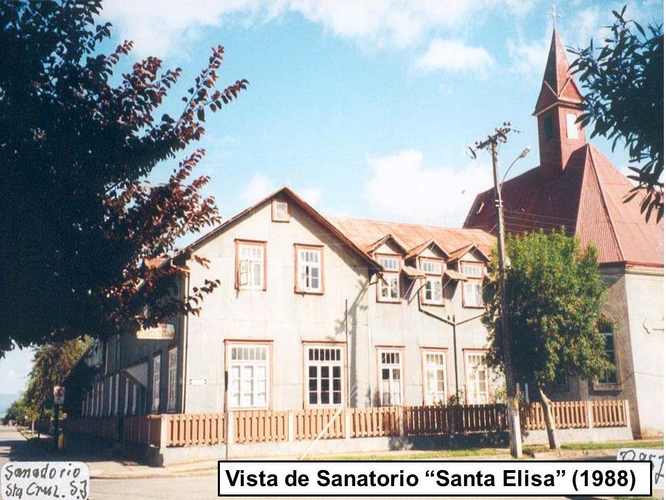 1 1 Vista de Sanatorio Santa Elisa (1988)