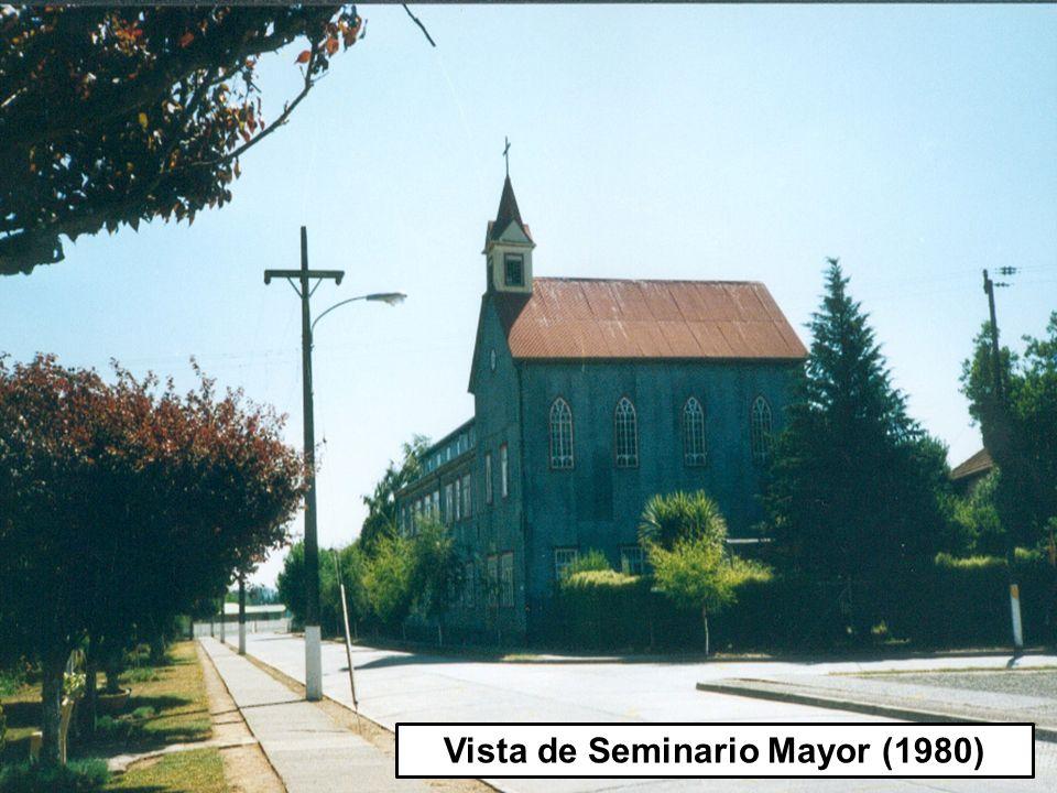Vista de Seminario Mayor (1980)