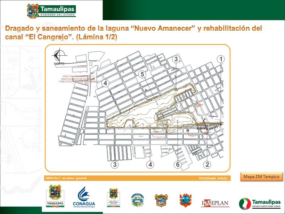 Mapa ZM Tampico