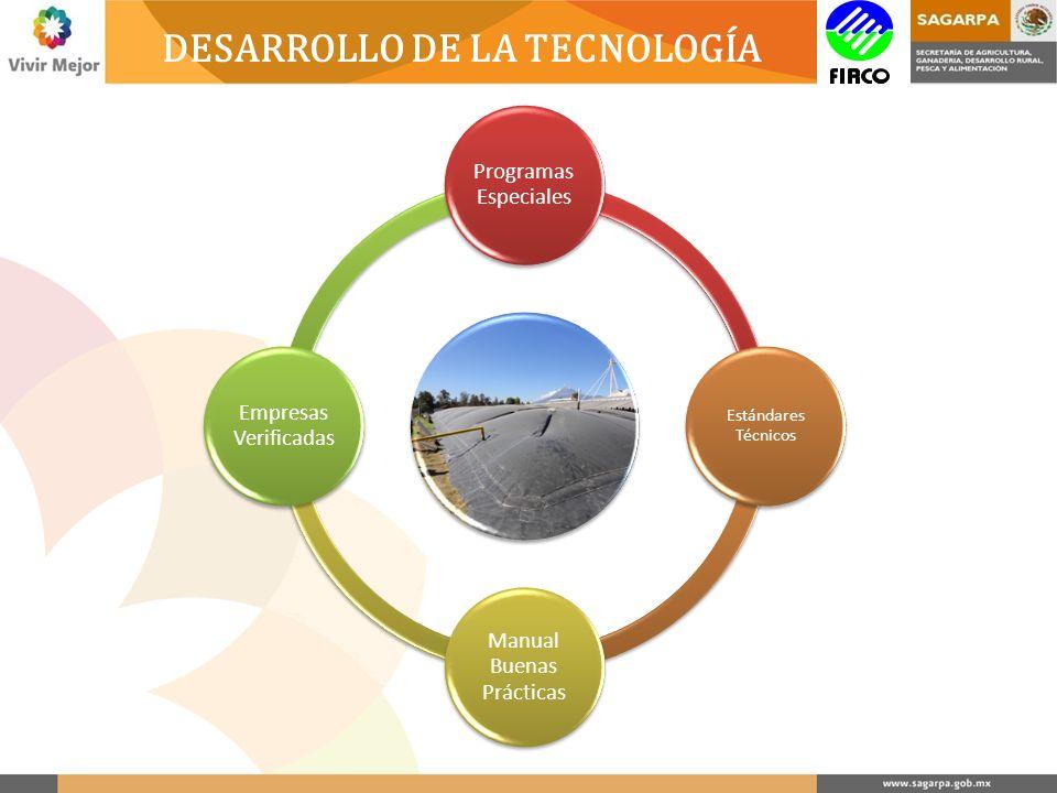 MANUAL DE BUENAS PRÁCTICAS Surge de la necesidad de informar a los productores, técnicos y proveedores, los criterios adecuados para la implementación de la tecnología.