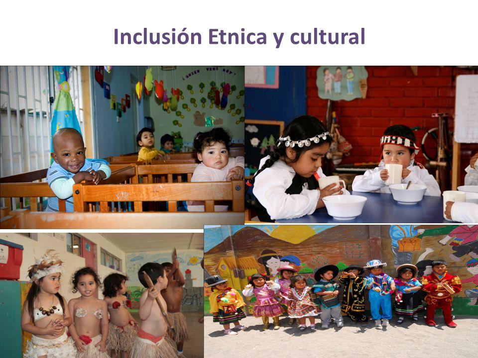 Inclusión Etnica y cultural