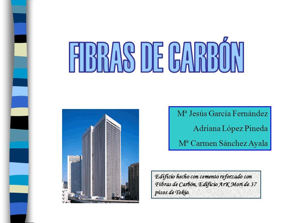 Edificio hecho con cemento reforzado con Fibras de Carbón, Edificio ArK Mori de 37 pisos de Tokio.