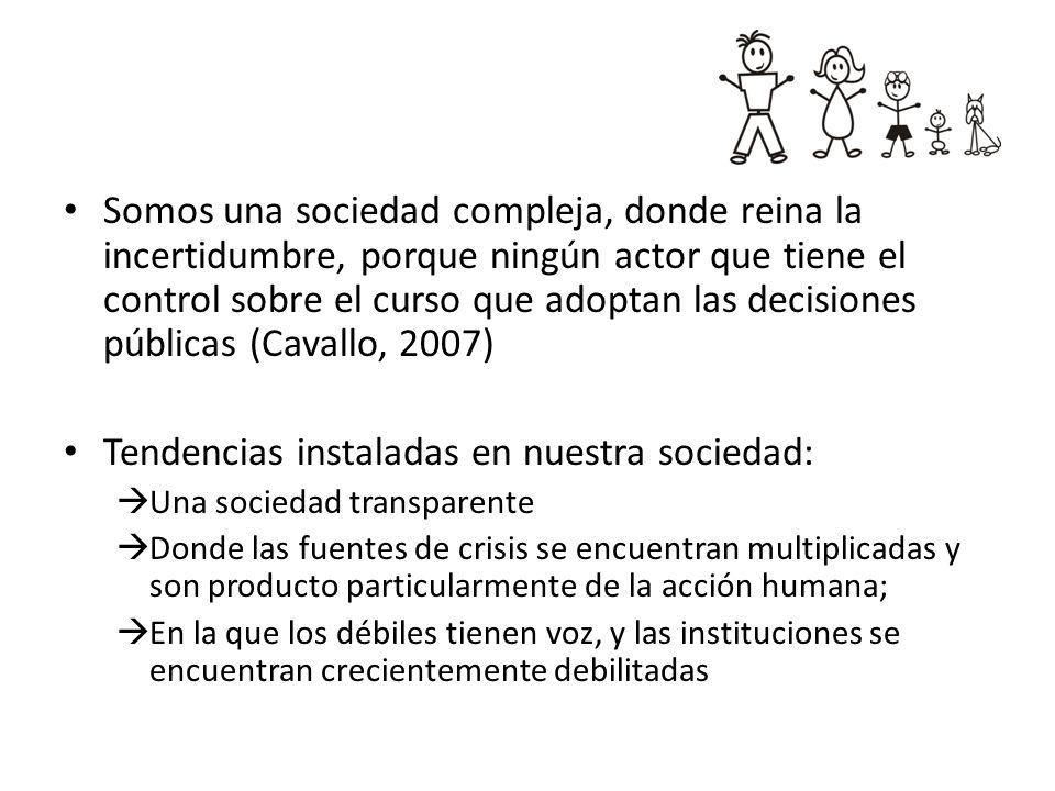 Donde no se confía en las instituciones… Fuente: http://www.cooperativa.cl/prontus_nots/site/artic/20111023/asocfile/20111023165017/indice_de_confianza_social___chile_septiembre_2011_1.pdf http://www.cooperativa.cl/prontus_nots/site/artic/20111023/asocfile/20111023165017/indice_de_confianza_social___chile_septiembre_2011_1.pdf