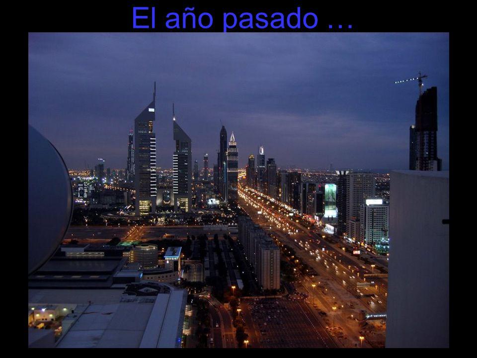 El Al- Burj: Será la pieza central de la costa de Dubai.