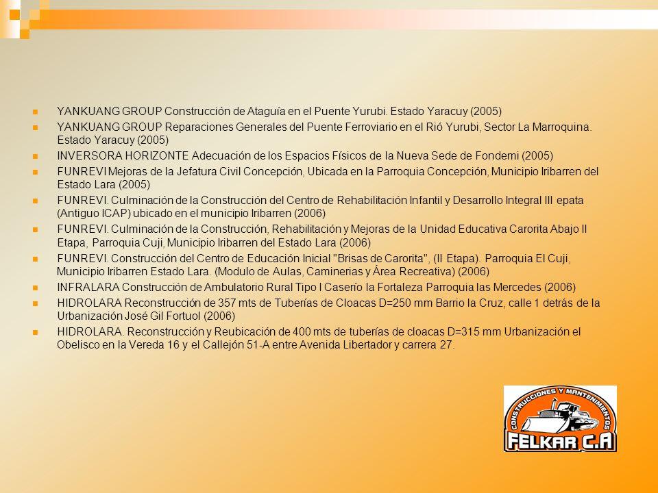 PDVSA-GAS: Construcción del Nuevo Lecho de Ánodos para el SPC Guardagallo.
