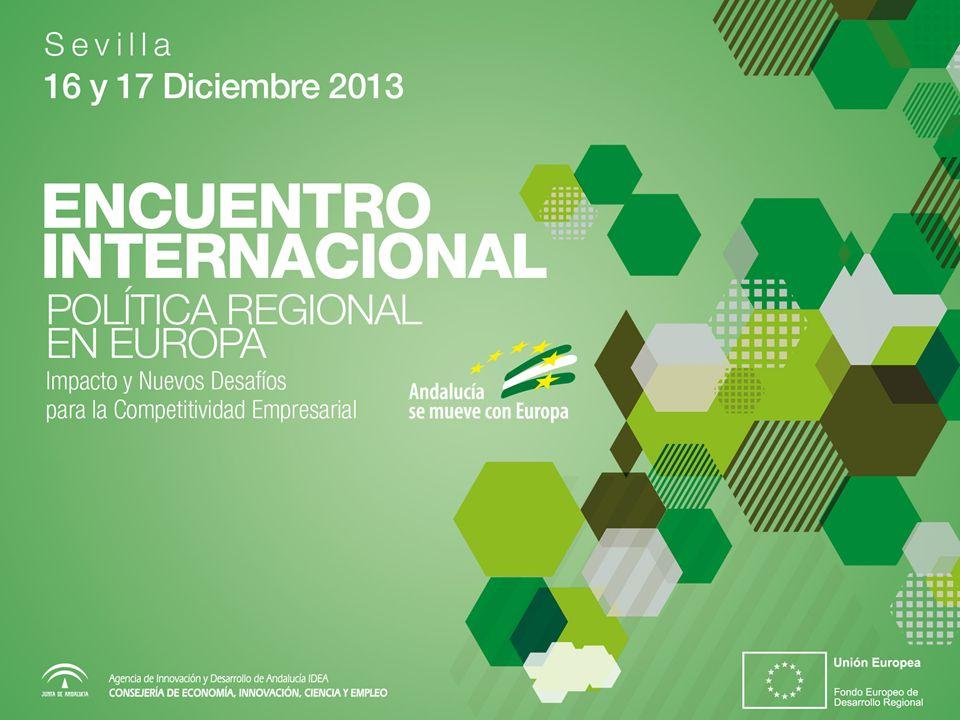 Plataforma de cooperación territorial ReTSE Inicio en 2002 Promover la cooperación empresarial y tecnológica entre la región de Andalucía y las regiones del Norte de Marruecos, contribuyendo de este modo al desarrollo económico y social y a la mejora de la conectividad de ambos territorios.