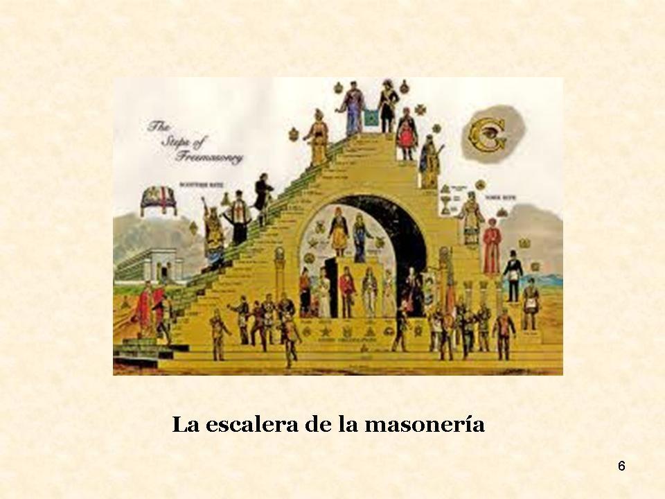 5 Orígenes de la masonería.