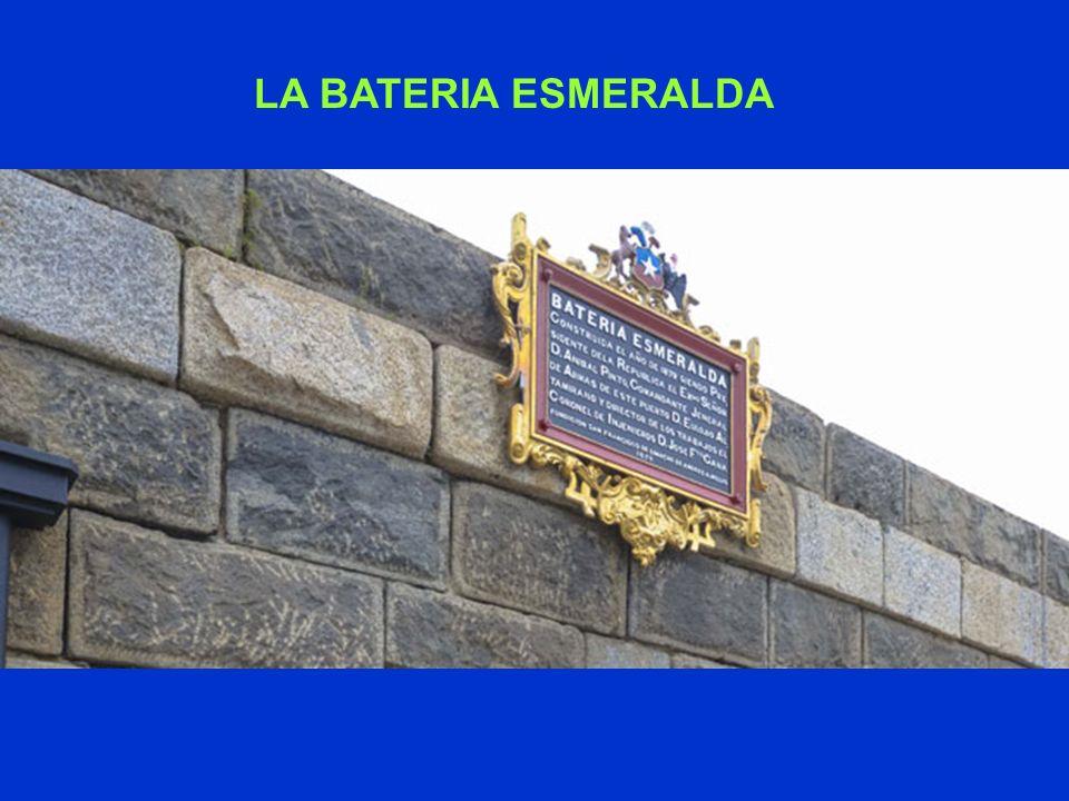 LA BATERIA ESMERALDA