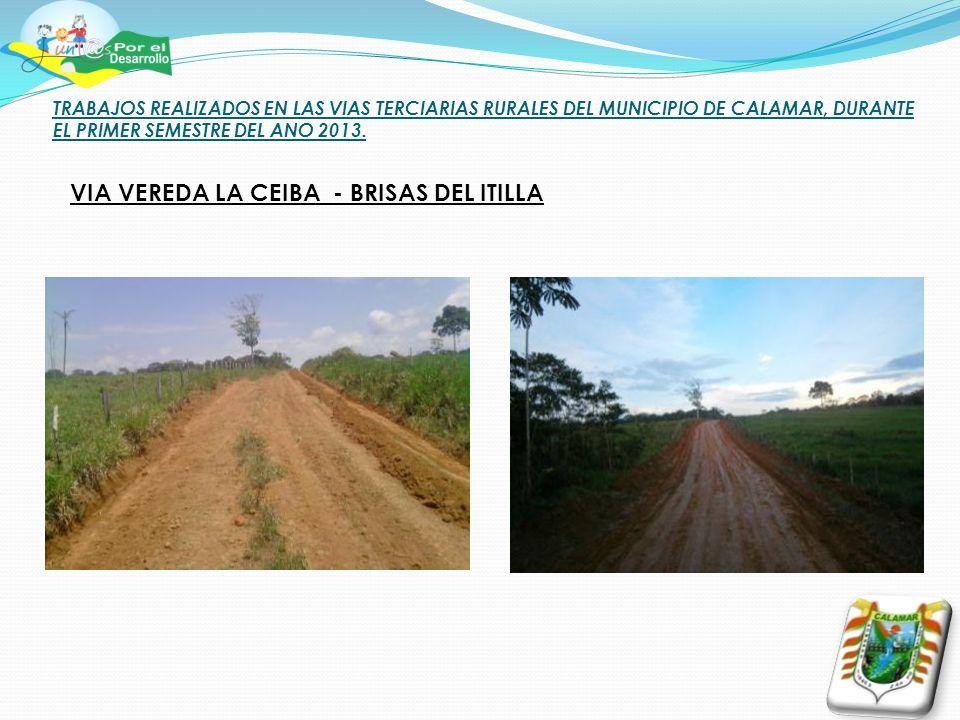 GESTION REALIZADOS EN EL SECTOR INSTITUCIONAL EL PRIMER SEMESTRE DEL ANO 2013.
