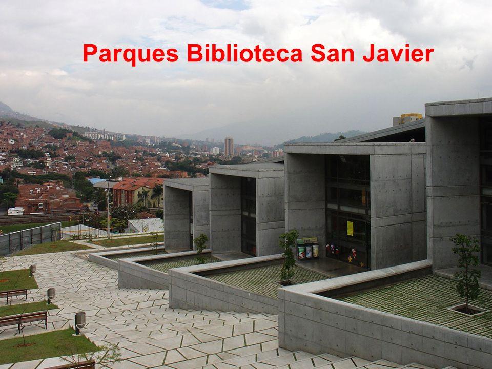 Parques Biblioteca San Javier