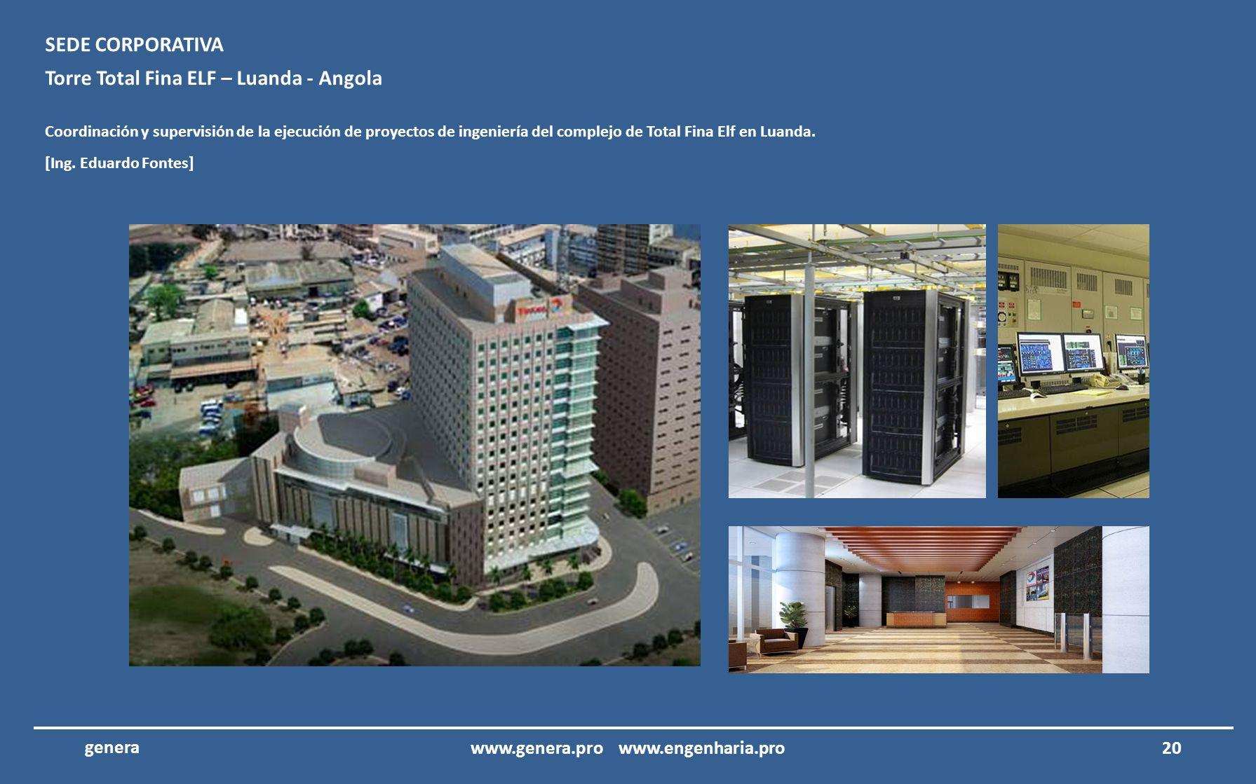 19 genera Aeropuerto Internacional de Algarve – Faro – ANA Coordinación de proyectos de ingeniería de la reconstrucción de la zona de facturación y la