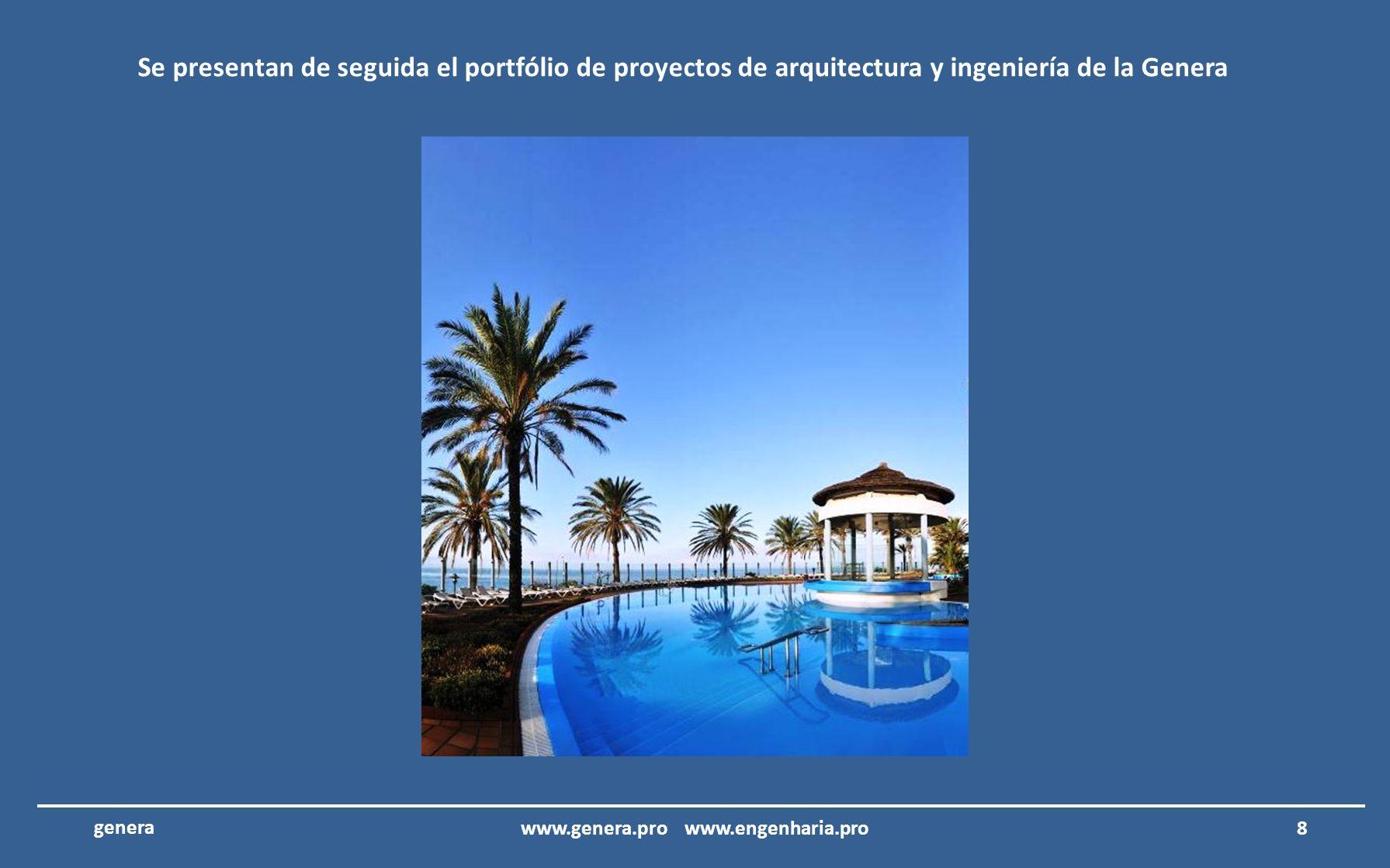 Proyectos de Instalaciones Deportivas : Ciudad Deportiva Sarriguen – Navarra; Palacio de Deportes de Huesca – Barcelona; Complejo de Gimnasio de Alica