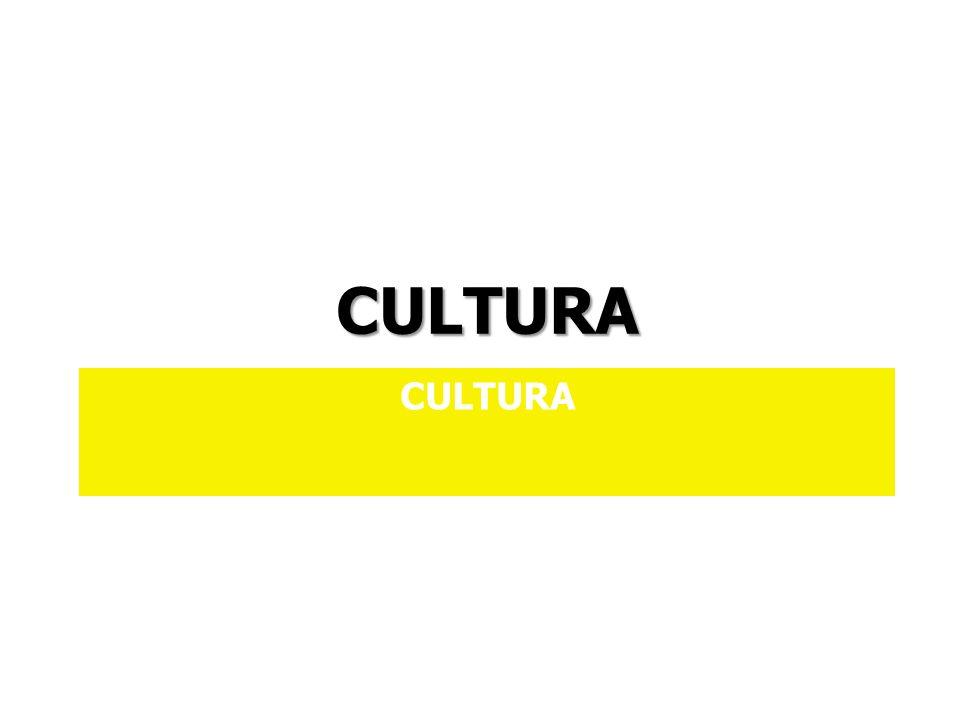 CULTURA CULTURA