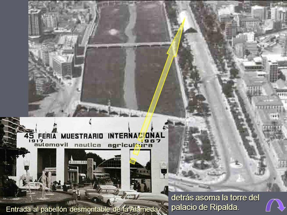 1923. Inauguración de la feria de muestras por Alfonso XIII. 1934. El Jefe del Gobierno, el valenciano Ricardo Samper, inaugura la feria de muestras.
