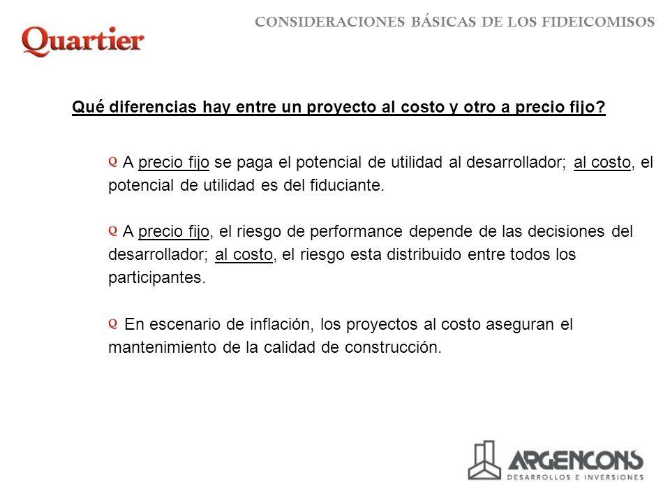 Desarrollador / Organizador: tiene la experiencia para evaluar y armar el mejor proyecto.