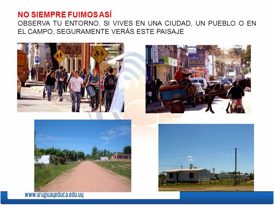 Historia Segundo año La fundación de asentamientos humanos La fundación de pueblos en la Banda Oriental y Uruguay independiente