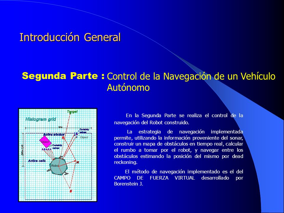 Tercera Parte Optimización de la Navegación de un Vehículo Autónomo