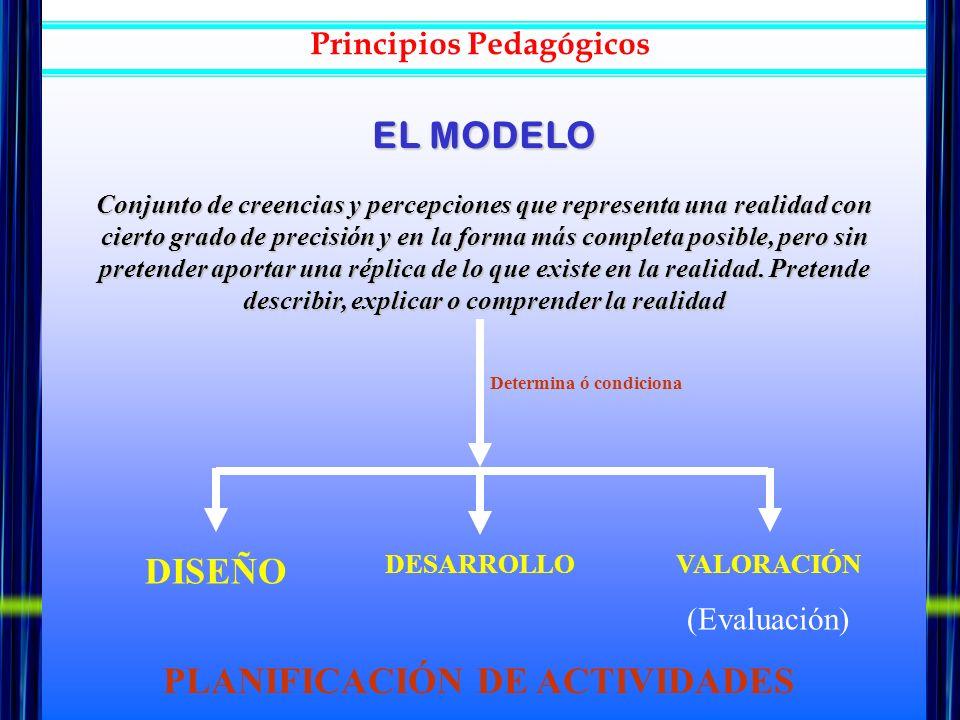 MODELO ECOLÓGICO-CONTEXTUAL Es aquel que describe las demandas del entorno y las respuestas de los agentes a ellas, así como los modos múltiples de adaptación.