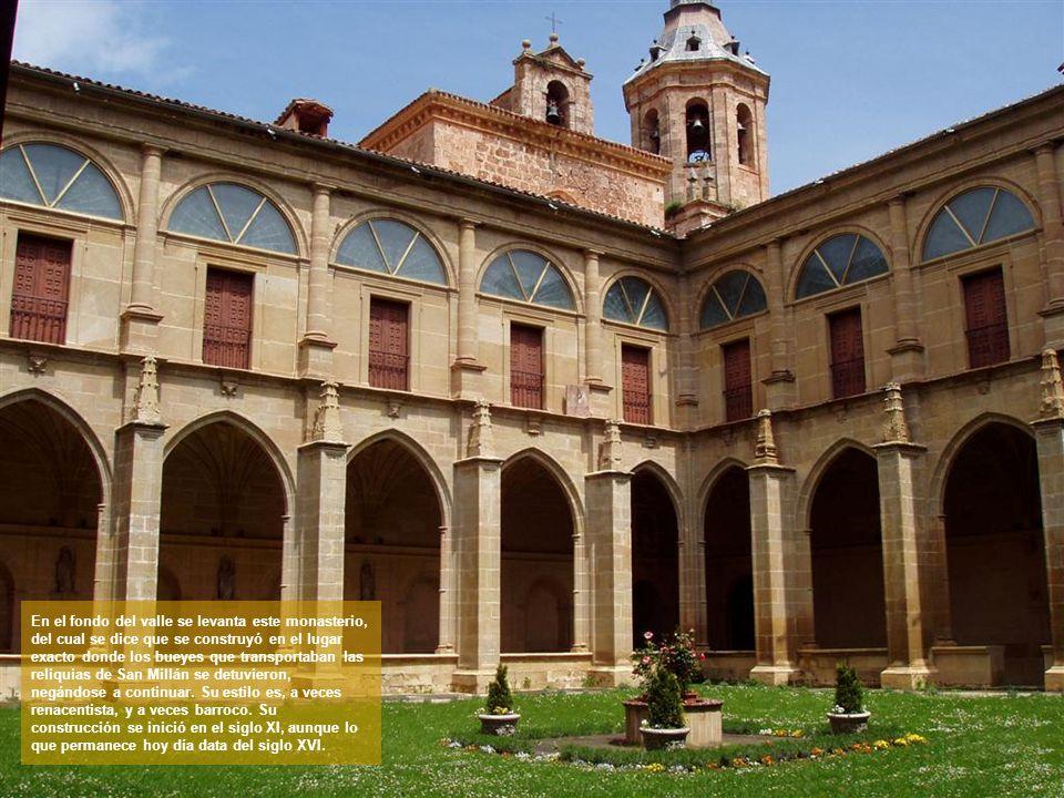 MONASTERIO DE YUSO San Millán de la Cogolla (LA RIOJA) Milagros de Ntra. Señora Gonzalo de Berceo Yo maestro Gonzalvo de Berçeo nonnado Iendo en romer